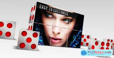 Videohive 3D Dice Presentation Free