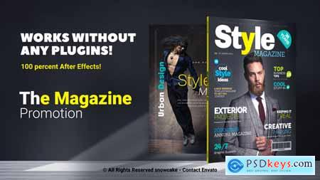 Videohive The Magazine Promotion