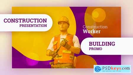 Videohive Building Corp - Construction Promotion