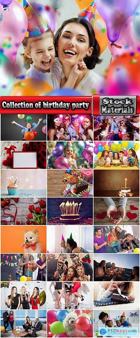 Collection of birthday party holiday gift congratulation 25 HQ Jpeg