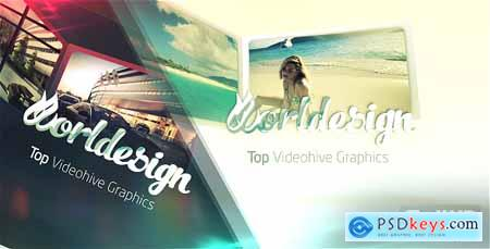Videohive Unique Elegant Corporate Logo Free