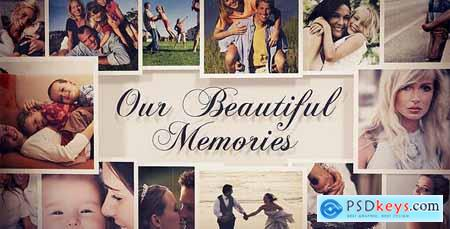 Videohive Photo Gallery - Our Beautiful Memories Free