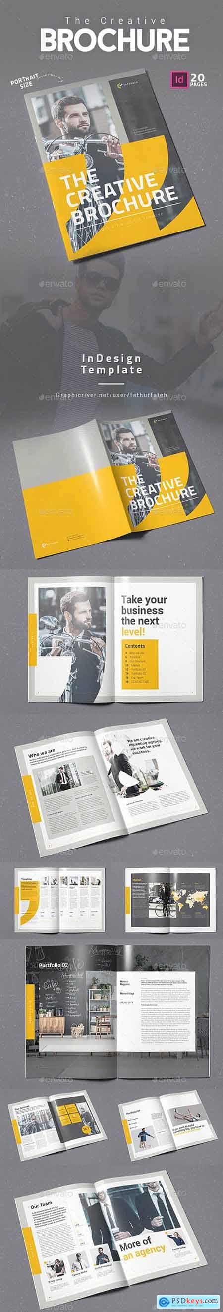 The Creative Brochure Vol.5