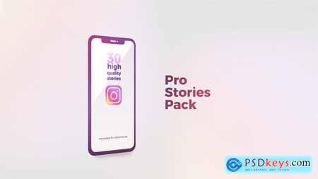 Videohive Instagram Stories Pro Free