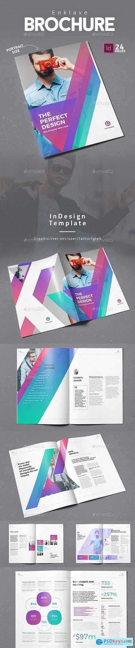 Enklave Brochure