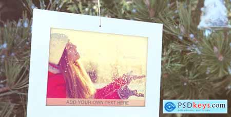 Videohive Winter Photo Gallery
