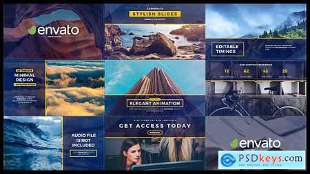 Videohive Stylish Slides and Titles
