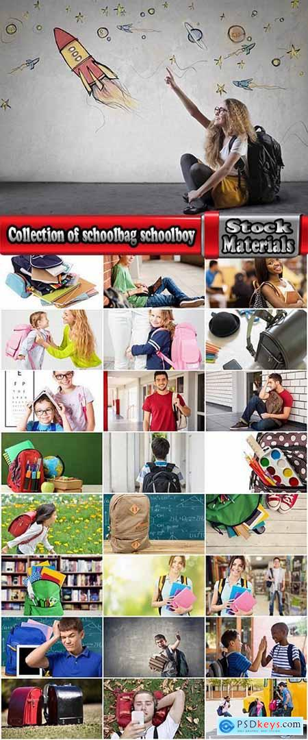 Collection of schoolbag schoolboy student teenager 25 HQ Jpeg