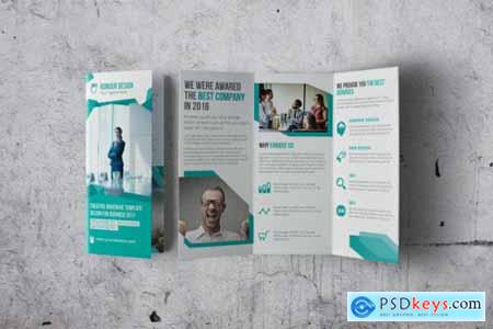 Trifold Brochure 3574600
