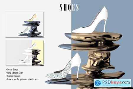 Fashion Product Mockup Set
