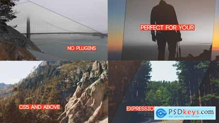 Videohive Inspire Opener Elegant Dynamic Slideshow Free