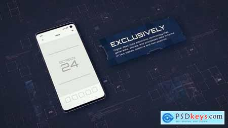 Videohive Digital App Promo - Android Free