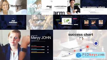 Videohive Business Promo Free