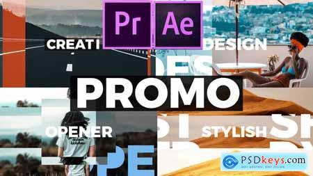 Videohive Rhythmic Dynamic Promo Free