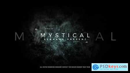 Videohive Mystical Titles Free