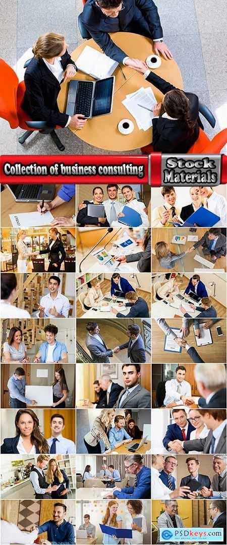 Collection of business consulting friendship presentation collegium businessman 25 HQ Jpeg