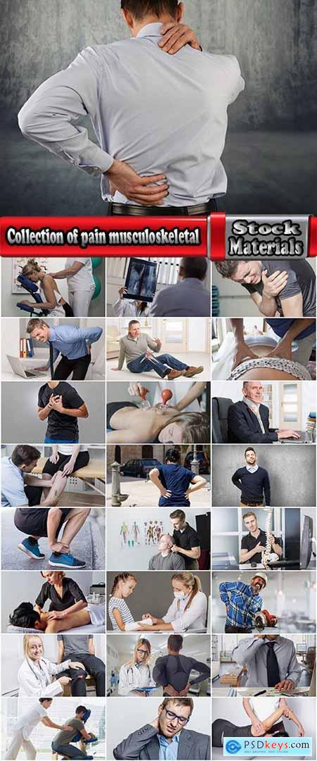 Collection of pain musculoskeletal spine bone ridge massage reanimation 25 HQ Jpeg