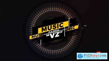 Videohive Music Party