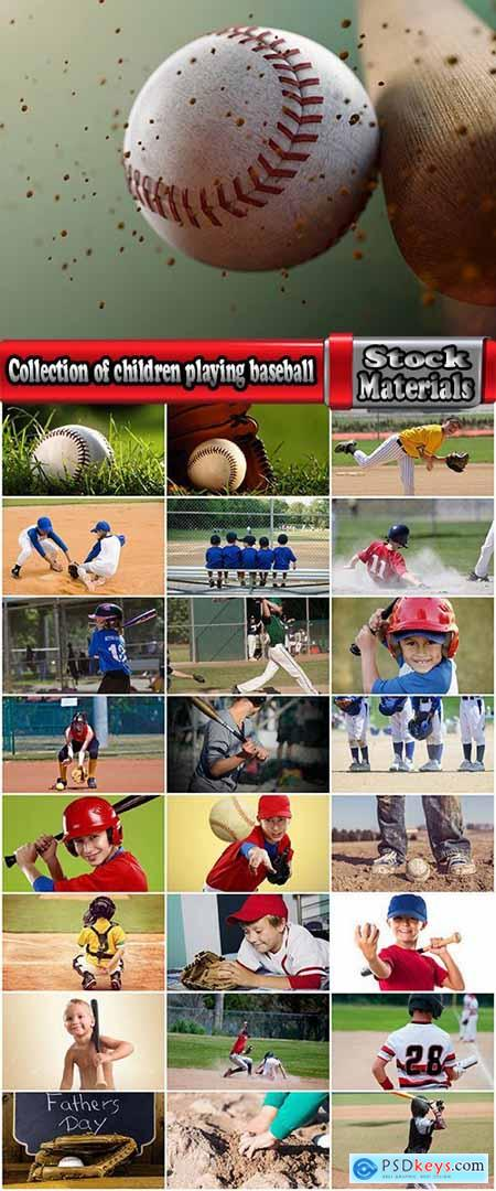 Collection of children playing baseball bits ball 25 HQ Jpeg