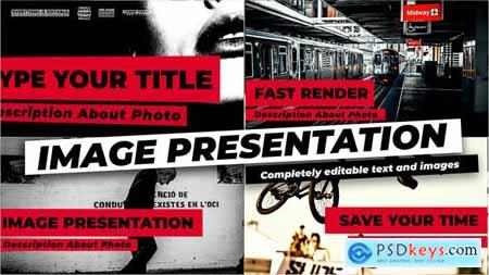 Videohive Image Presentation Free