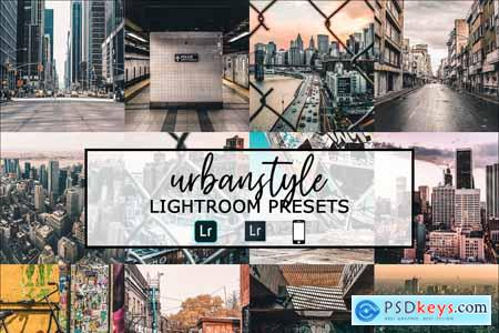 Urbanstyle Lightroom Presets
