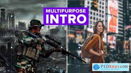 Videohive Intro Multipurpose Free
