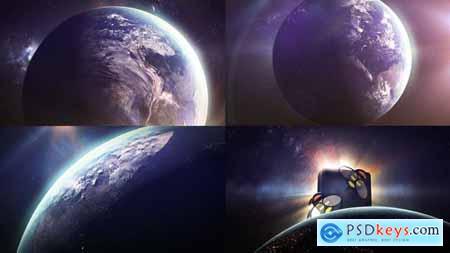 Videohive Earth Sun Logo Free