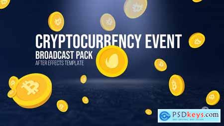 Videohive Cryptocurrency Event Broadcast Pack Free