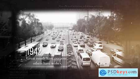 Videohive Old TV History Free