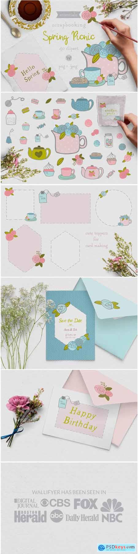Shabby Chic Clipart 1440600