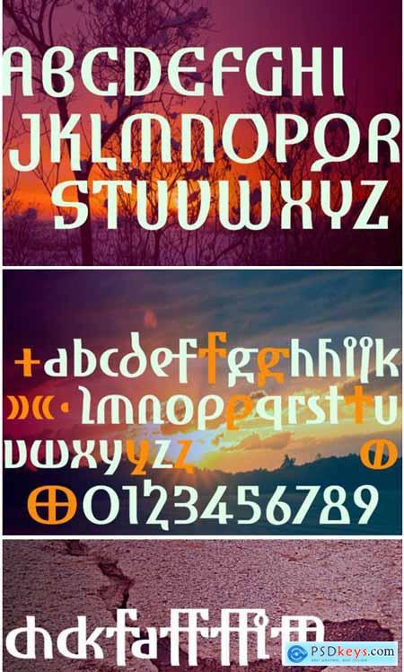 Amhara Font