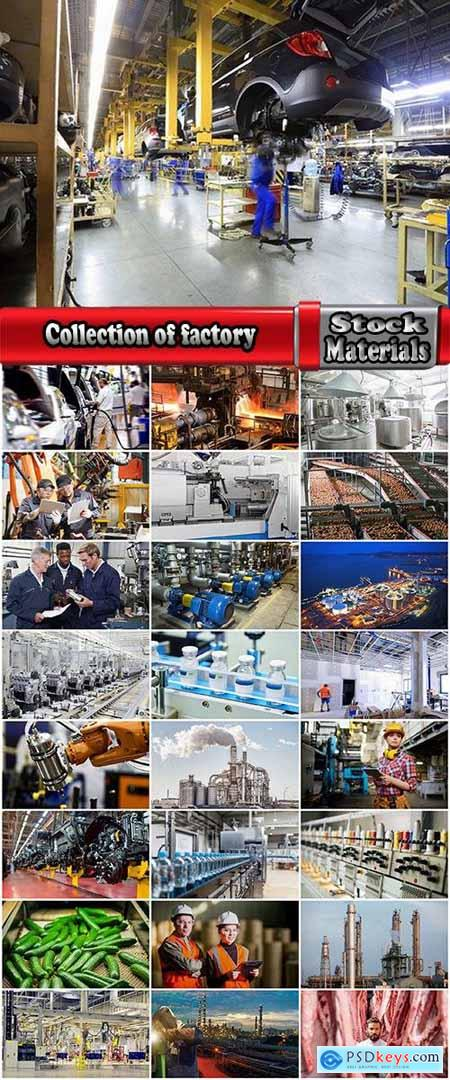 Collection of factory of the plant company machine production line 25 HQ Jpeg