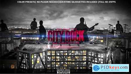 Videohive City Rock 5618242 Free Download After Effects Projects