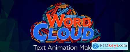 Word Cloud AE Script