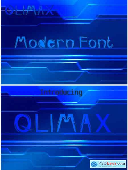 Gellix Font