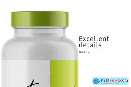 Dietary Supplement Mockup