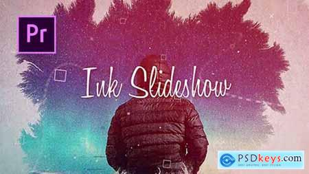 Videohive Ink Slideshow
