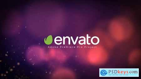 Videohive Particle Burst Logo Reveal Premiere Pro