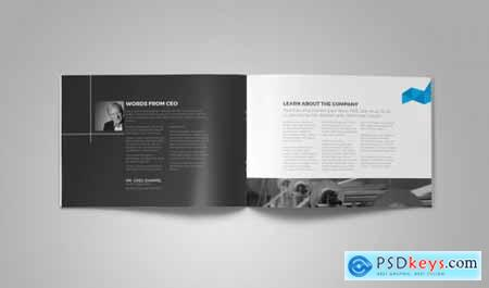 Landscape Corporate Company Brochure