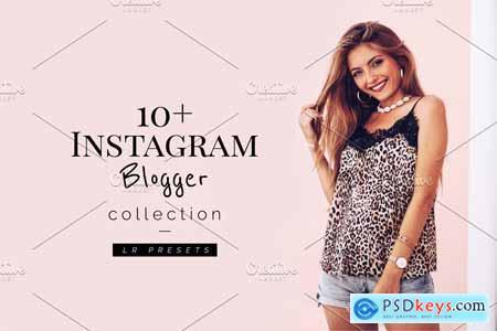 10+ Blogger Instagrammer LR Presets