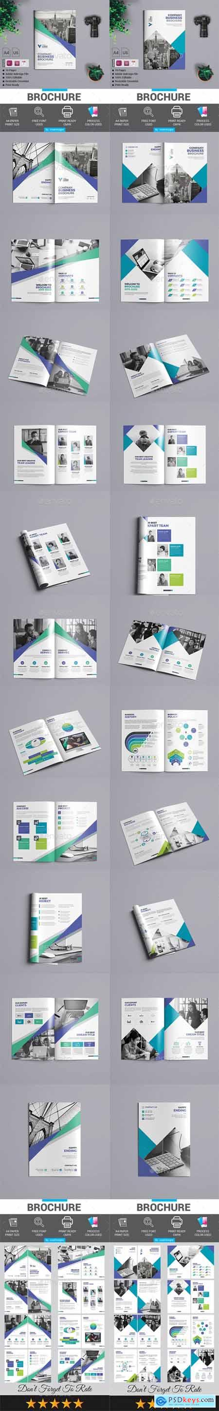 Graphicriver Brochure Bundle 2 in 1