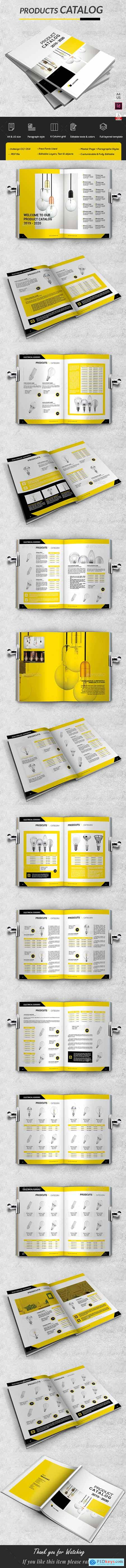 Industrial Catalog Products A4