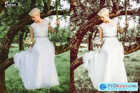 Name Neo Summer Wedding Theme Desktop Lightroom Presets