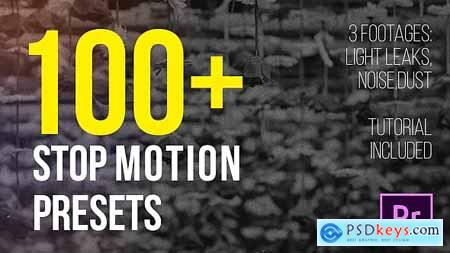 Videohive Stop Motion Presets