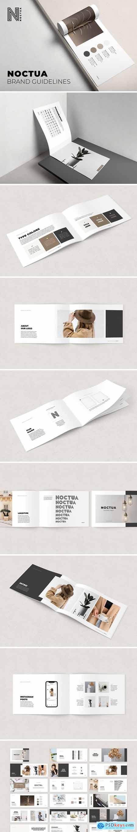 Noctua Brand Guidelines