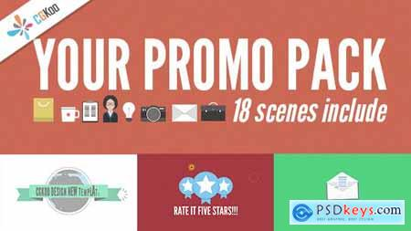 Videohive Your Promo Pack