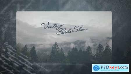 Videohive Vintage Slideshow