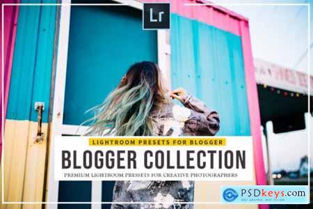 Pro Blogger Lightroom Presets