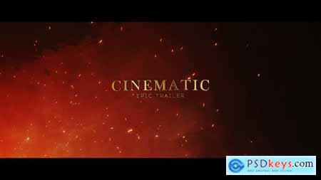 Videohive Cinematic Epic Trailer