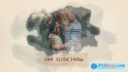Videohive Ink slideshow
